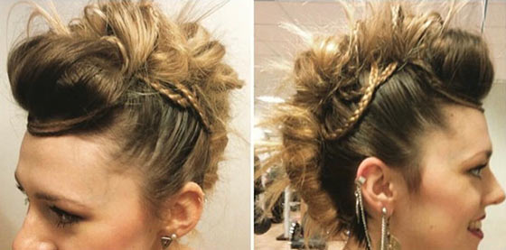 40-Stylish-Updos-For-Medium-Hair8