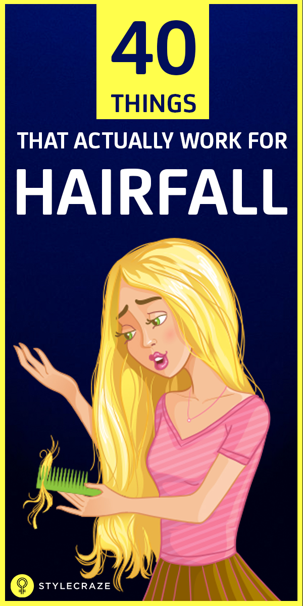 40 Things that actually work for hairfall 001