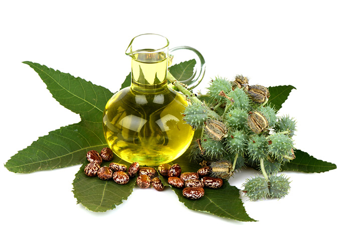 5. Castor Oil With Mustard Oil For White Hair
