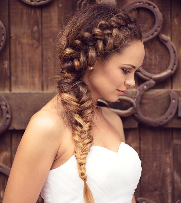 Wedding Hairstyle For Long Hair Tutorial: 50 Bridal Styles For Long Hair
