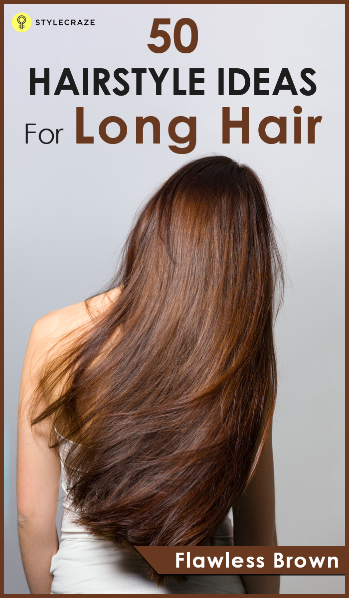 Best Style For Long Hair and awesome hairstyle
