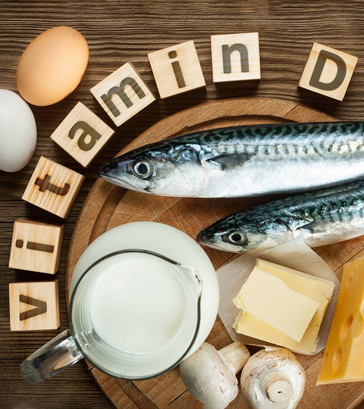 29 Healthy Vitamin D Rich Foods