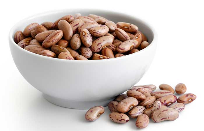 Food Rich In Phosphorus - Pinto Beans