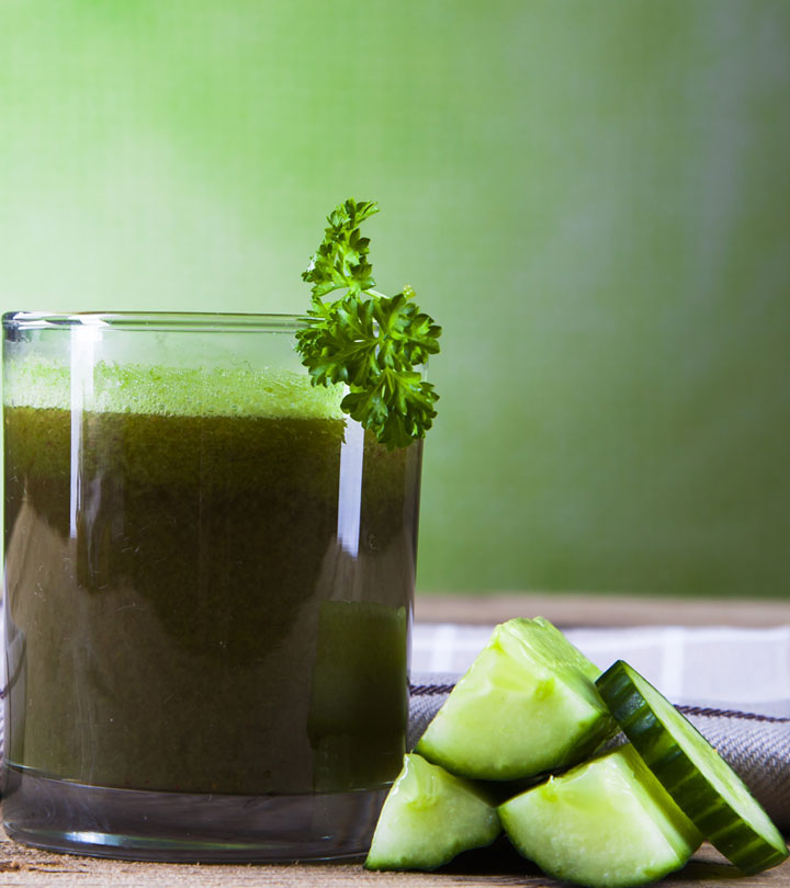 10 Best Benefits Of Cucumber Juice
