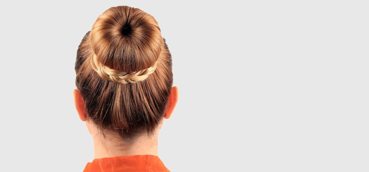Surprising How To Do A Donut Bun Pictorial Hairstyles For Women Draintrainus