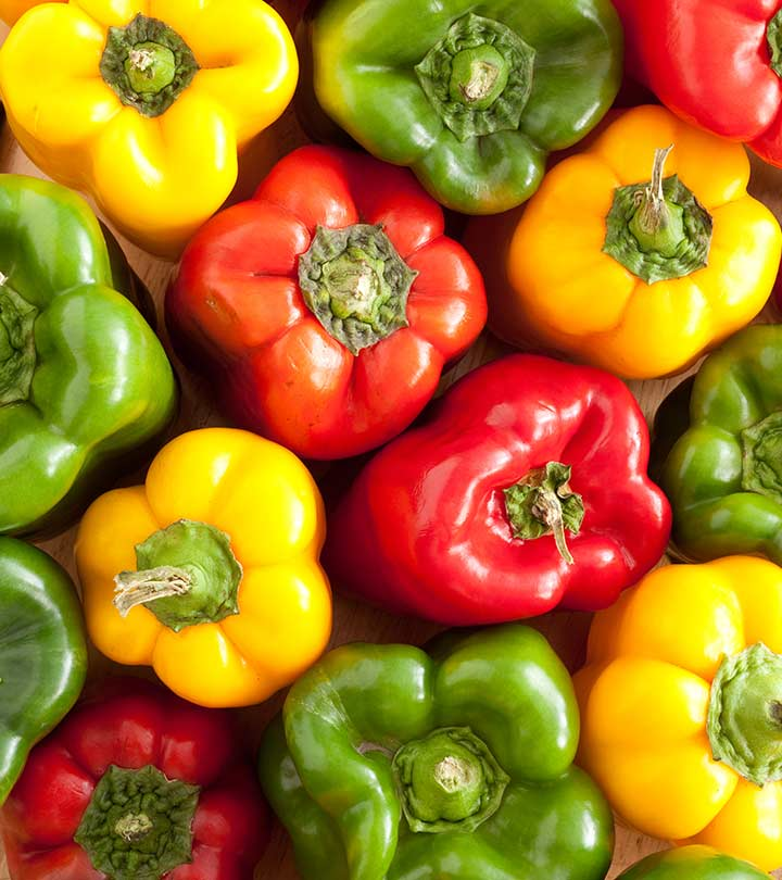 20 Amazing Benefits Of Capsicum/Bell Peppers For Skin, Hair And Health