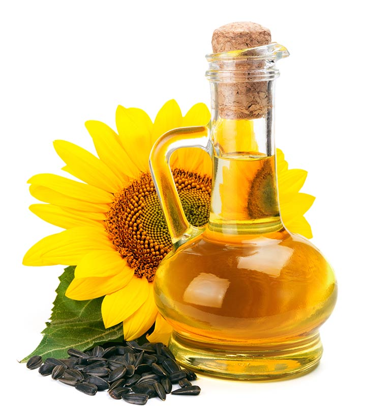 7 Amazing Benefits Of Sunflower Oil