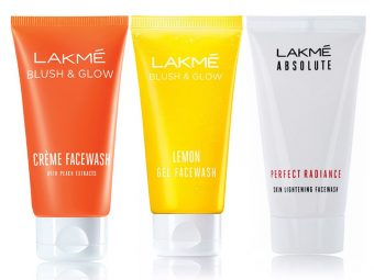 7 Best Lakmé Face Washes