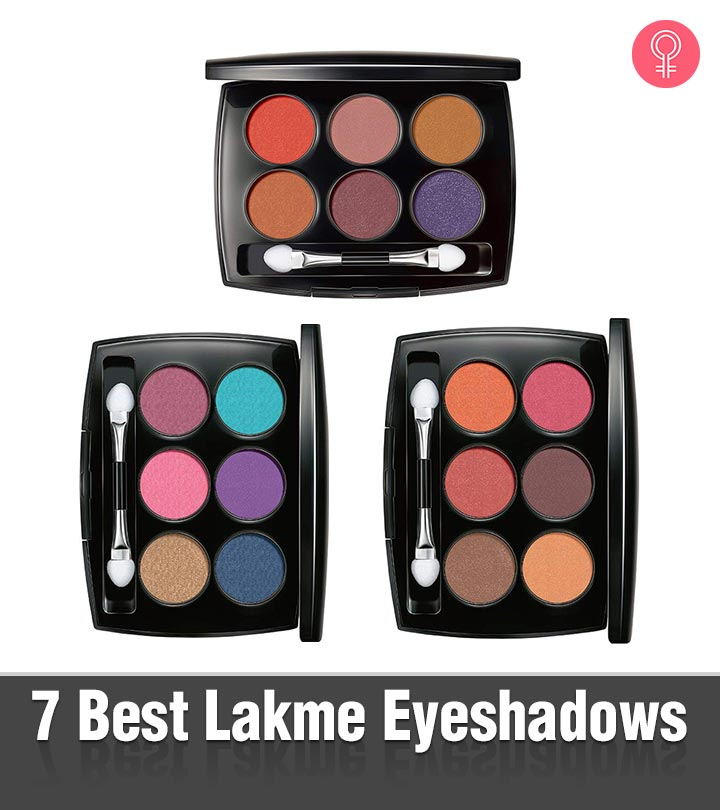 7 Best Lakme Eyeshadows