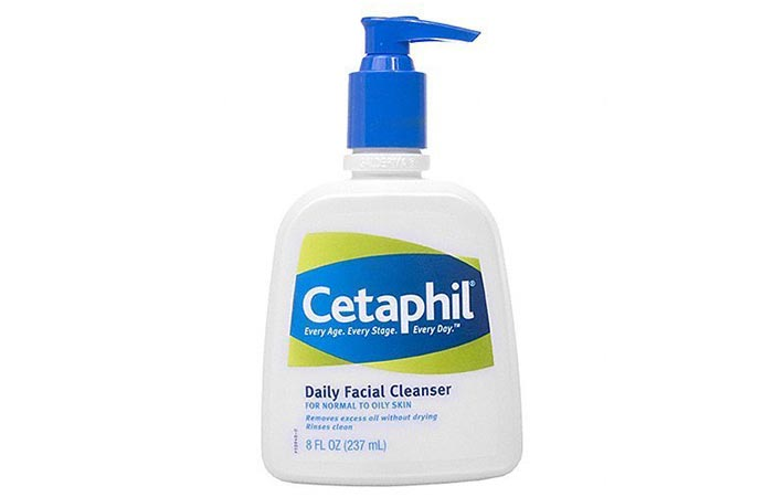7. Cetaphil Daily Facial Cleanser