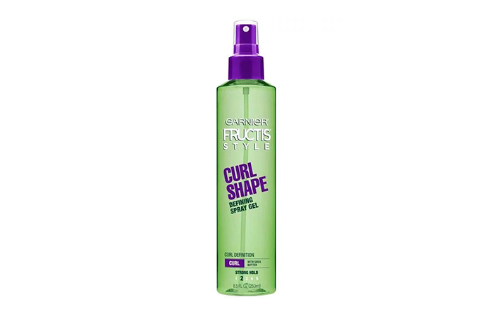 7.-Garnier-Fructis-Style-Curl-Shape-Defining-Spray-Gel