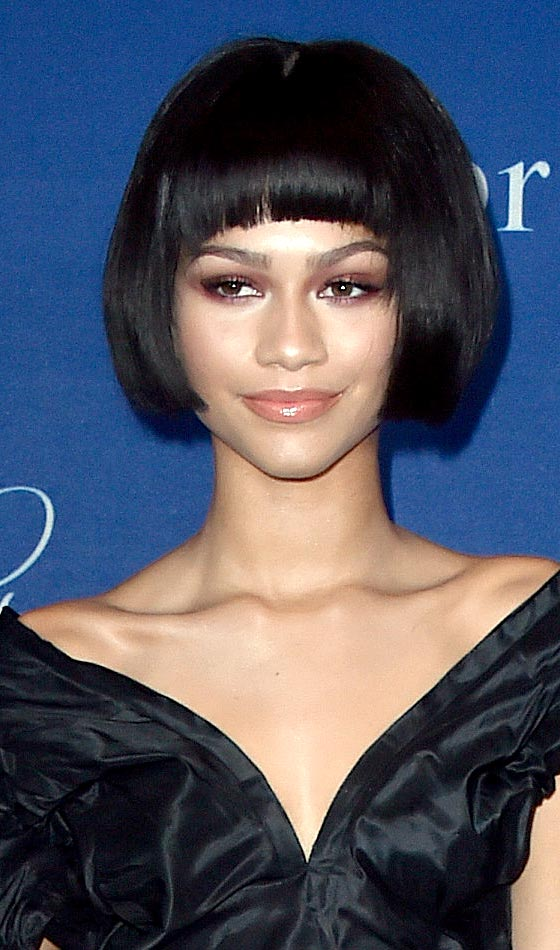 Short Bob With Fringe