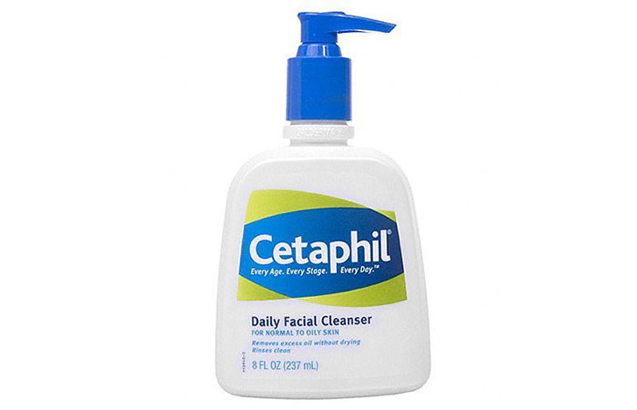 8. Cetaphil Daily Facial Cleanser