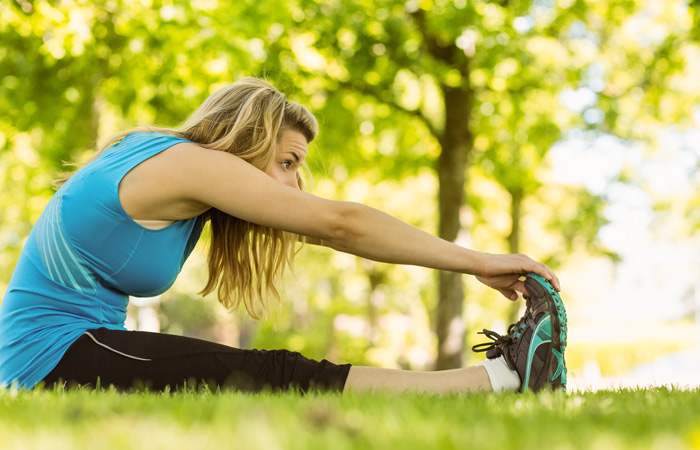 Exercises To Increase Height - Forward Spine Stretch