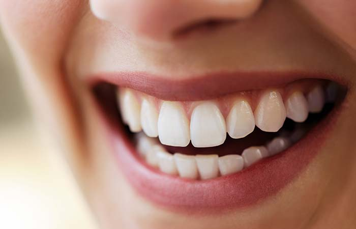 8. Maintains Healthy Gums