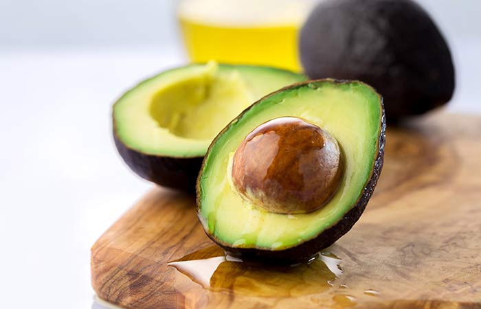 Green Tea Face Packs - Avocado And Green Tea Face Pack For Dry Skin