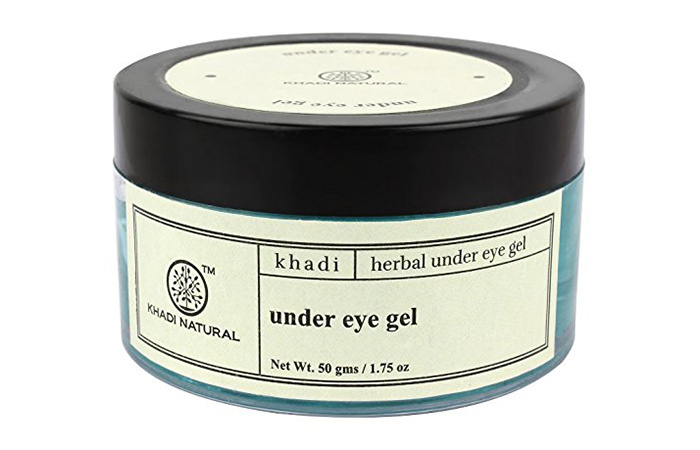 9. Khadi Under Eye Gel