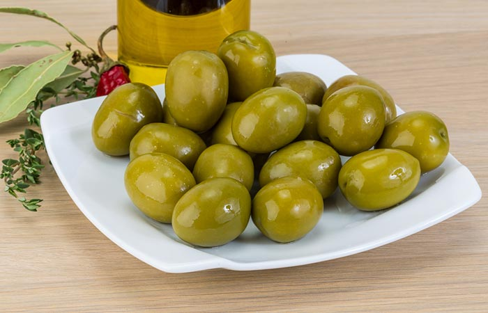 Foods High In Sodium - Olives