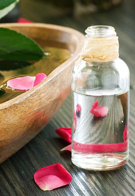 9. Rose Water