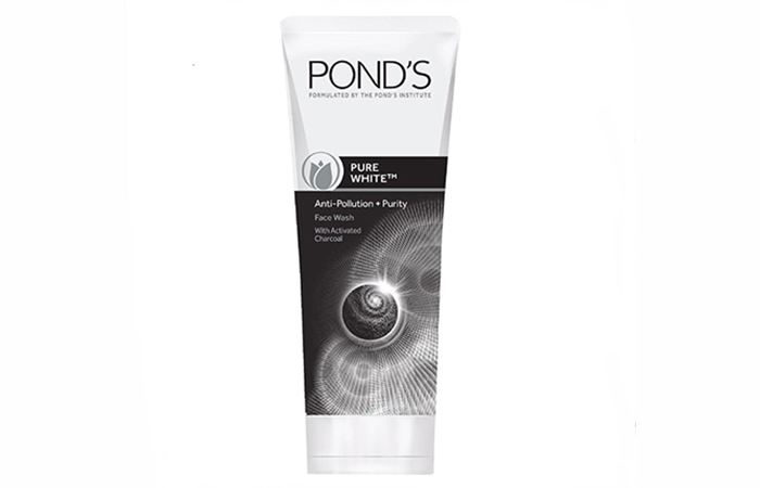 Pond's Pure White Purity Face Wash - Best Face Washes
