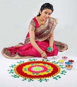 30 Simple And Easy Rangoli Designs To Try In 2019