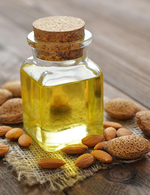 Almond Oil And Tea Tree Oil