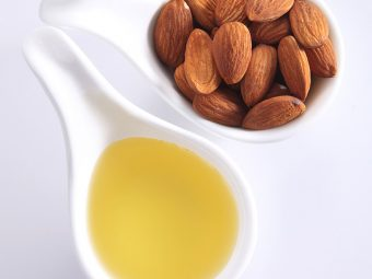 Almond Oil Reduce Dark Circles