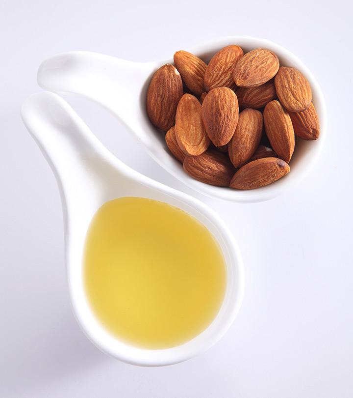 Almond Oil Reduce Dark Circles