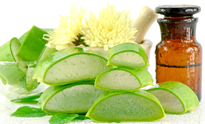 Aloe vera is not just great for your skin; it also has a number of