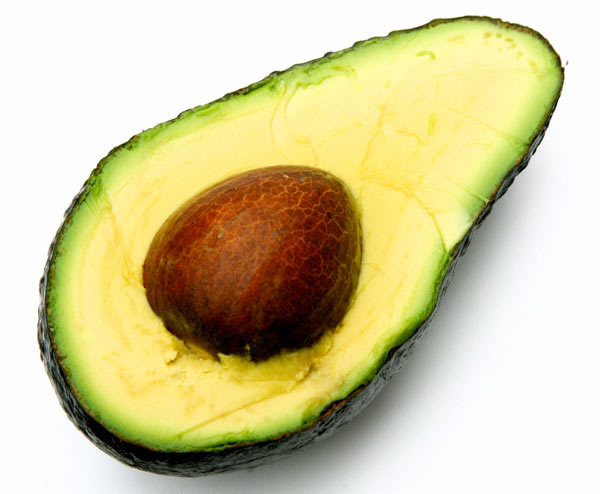 Potassium Rich Foods - avocado