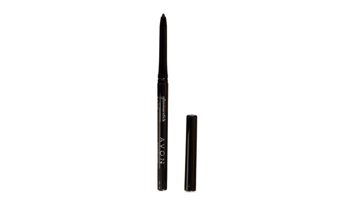 Best Eyeliners In India - Avon Glimmer Stick Eyeliner
