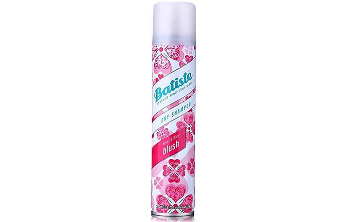 Batiste Dry Shampoo (Blush)