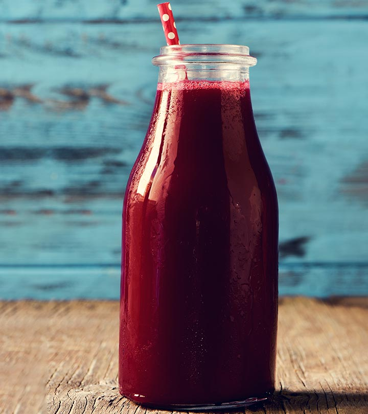 Beetroot Juice 8 Health Benefits Side Effects