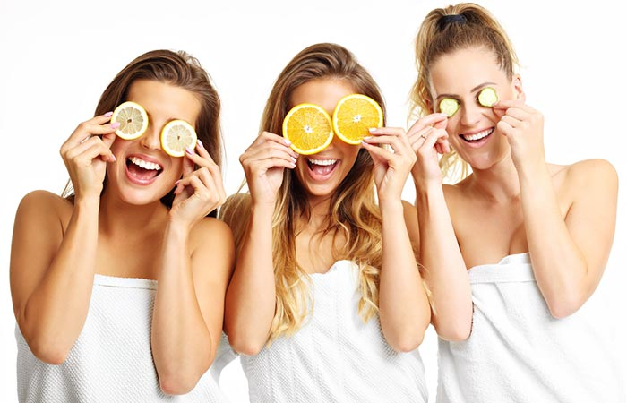 Benefits Of Applying Lemon On Your Skin
