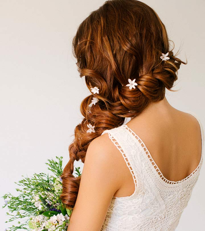Best Indian Wedding Hairstyles For Christian Brides Our Top 11