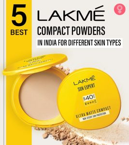 5 Best Lakmé Compact Powders In India For Different Skin Types