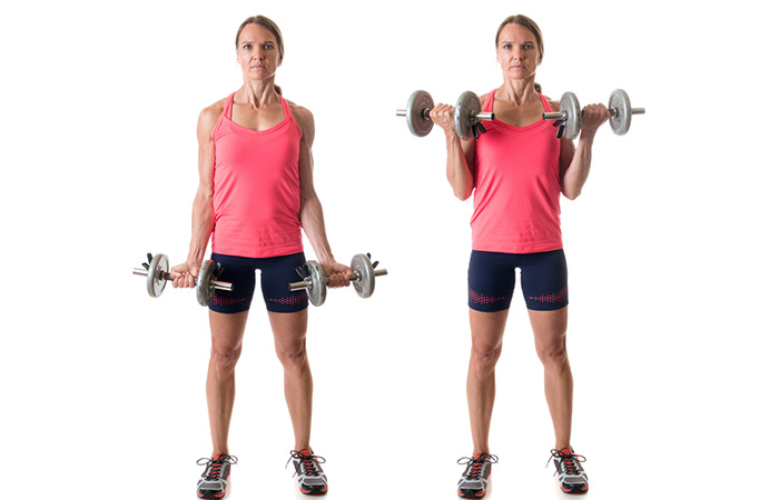 Top 15 Biceps Exercises For Women - A Step-By-Step Guide
