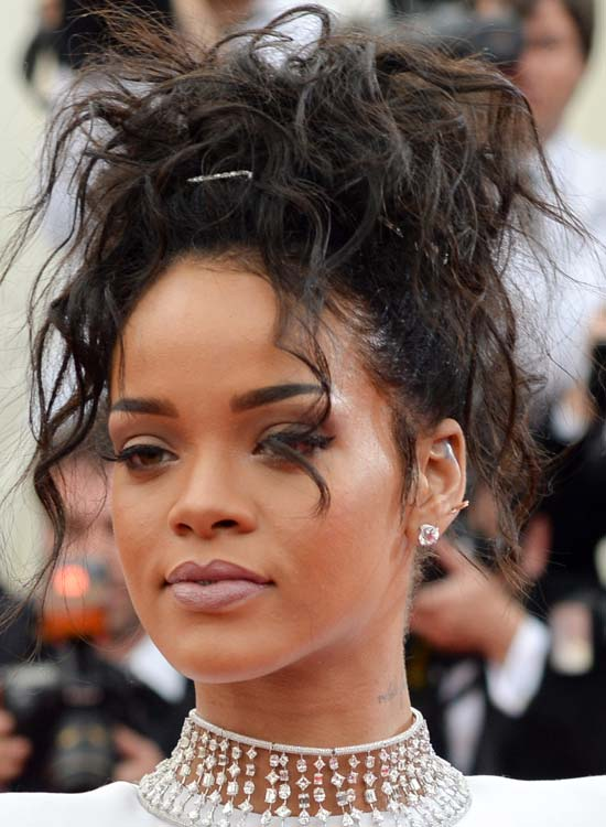 Swell 50 Best Rihanna Hairstyles Short Hairstyles For Black Women Fulllsitofus