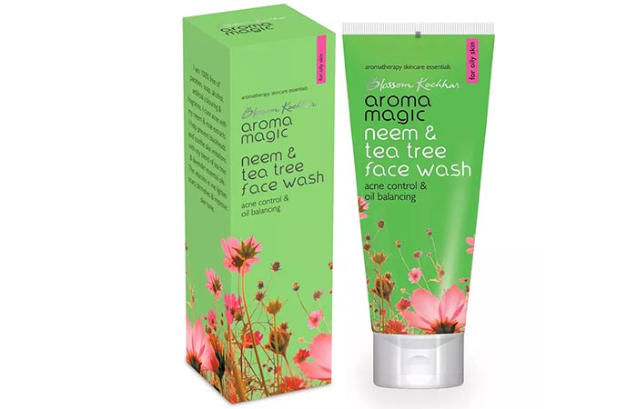 Blossom Kochhar Aroma Magic Neem And Tea Tree Face Wash