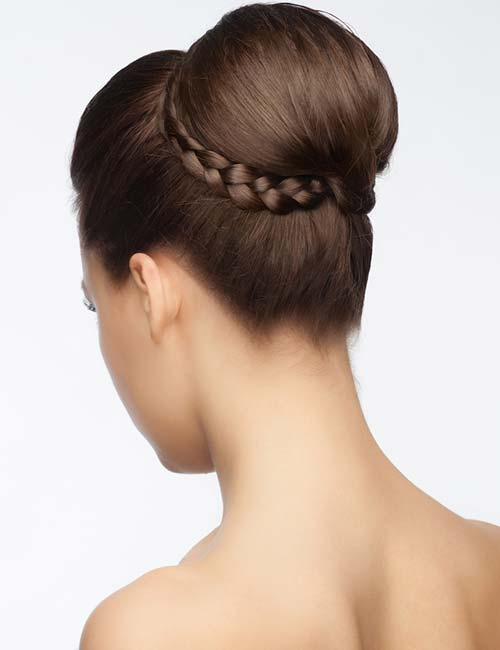 Braided Base Bun