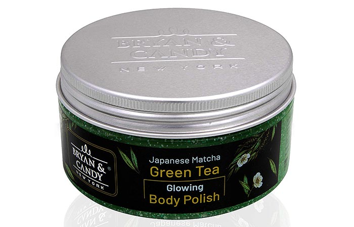 Bryan & Candy New York Green Tea Body Polish