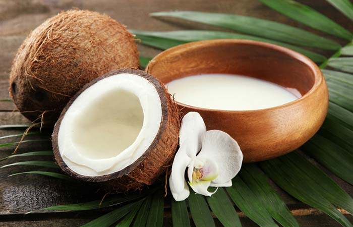 Coconut Milk Deep Conditioning Treatment For Dry Hair