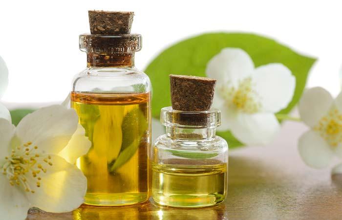 DIY Jasmine Perfume