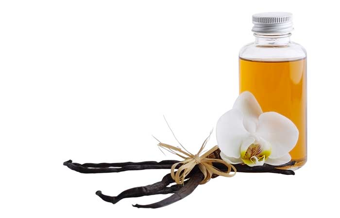 DIY Natural Vanilla Perfume Recipe