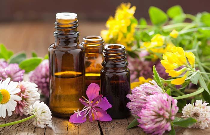 DIY Perfume Recipe Using Essential Oils