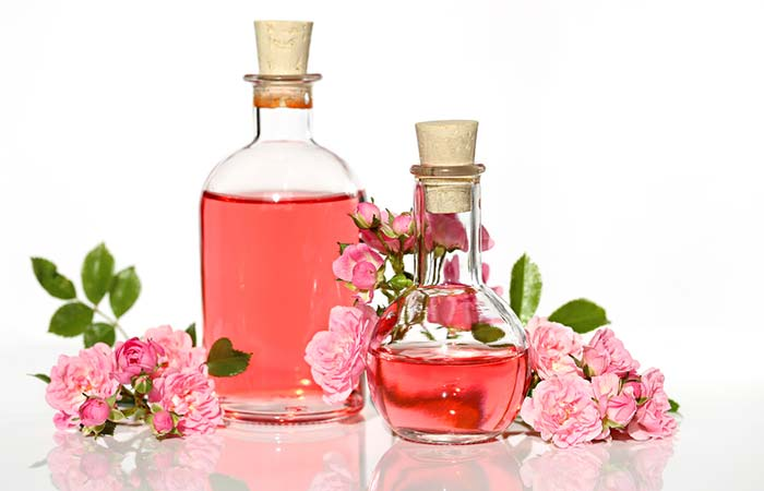 DIY Rose Perfume Recipe