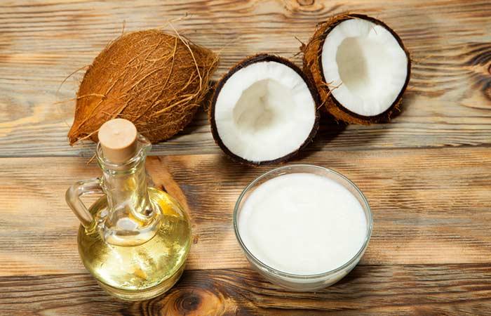 DIY Solid Perfume Using Coconut Oil