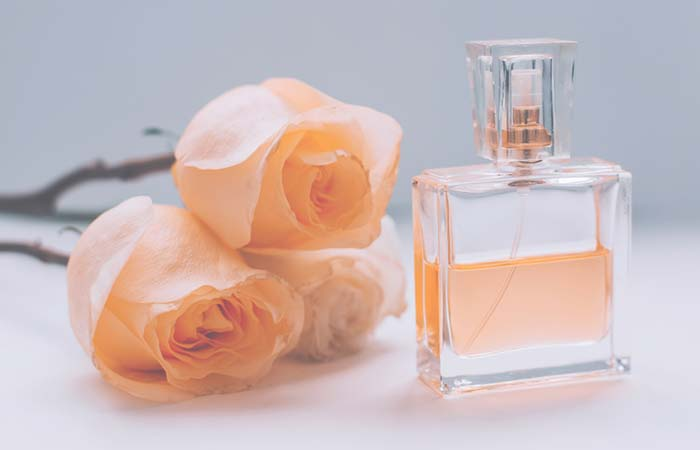 DIY Vanilla Rose Perfume Recipe