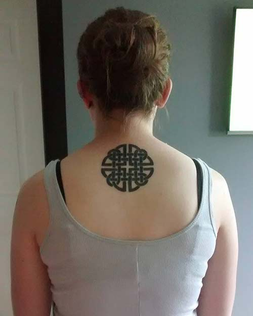 Dara Celtic Knot Tattoo