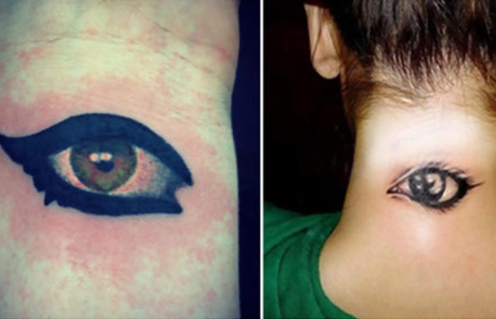 Eye Tattoo Designs